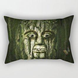 The Tremendous Mr. Treebley Rectangular Pillow