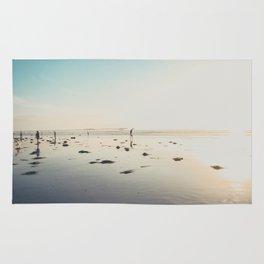 San Diego Scripps Beach Rug