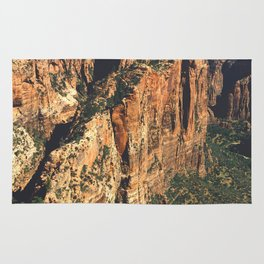 Route to Angel's Landing Rug