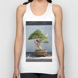 Natural Knot Unisex Tank Top