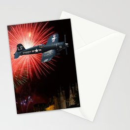 Triumphant Return Stationery Cards