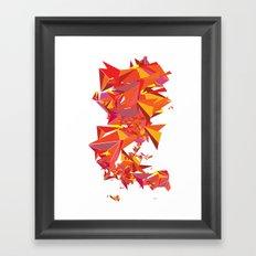 For Mother Framed Art Print