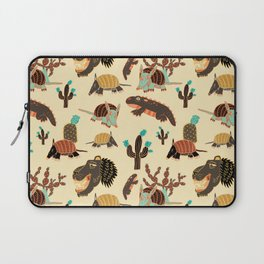 Desert Creatures Laptop Sleeve