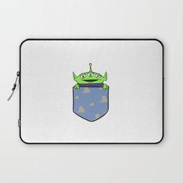 Toy Story Alien Pocket Laptop Sleeve