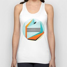 Stand Between and Listen Unisex Tank Top