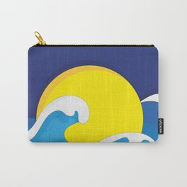 SINKING MOON Carry-All Pouch