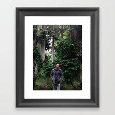 Dmitry Framed Art Print
