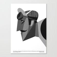 Maino Canvas Print