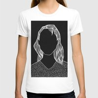 poker T-shirts featuring Poker Face by Laura Moreau