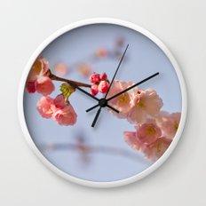 Japanese detail Wall Clock