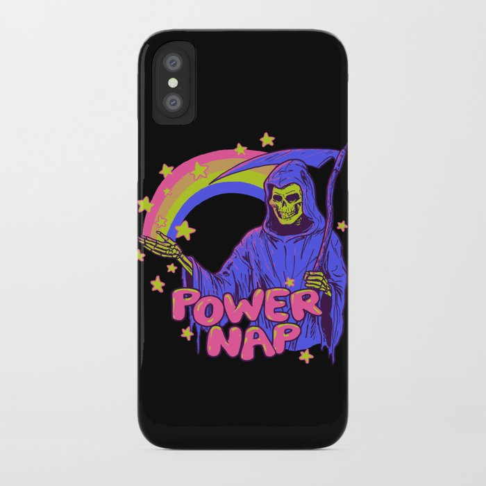 power nap iphone case