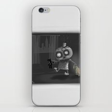 It is for your own safety iPhone & iPod Skin