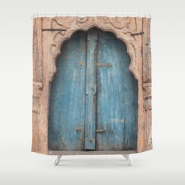 Doors Of India 2 Shower Curtain