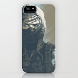 Marinette Stare iPhone Case