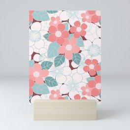 Pink Blossoms  Mini Art Print