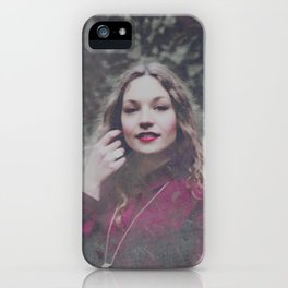 All Systems Red iPhone Case