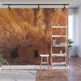 House on Fire Wall Mural