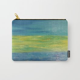 Sky, Land, Water Carry-All Pouch