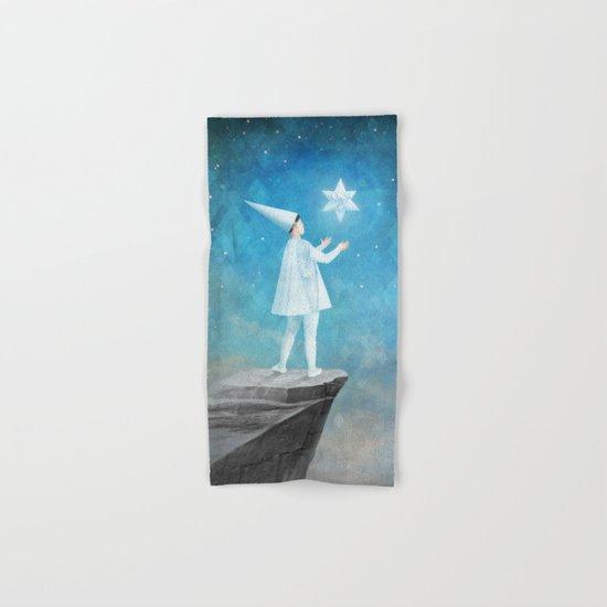 The Silent Princess Hand & Bath Towel