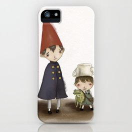 Wirt and Greg  iPhone Case