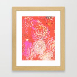 In Bloom Framed Art Print