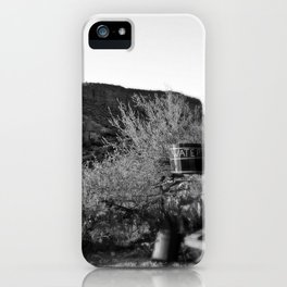 Water in the Desert iPhone Case