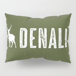 Denali NP, Alaska Deer Pillow Sham