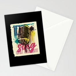 PARACHUTING EVOLUTION Stationery Cards