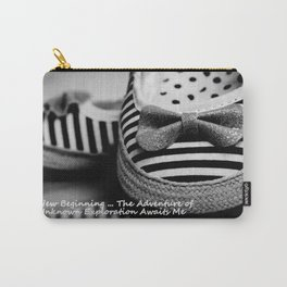 Photography A New Beginning Carry-All Pouch
