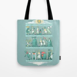 Tapisserie de Arrrgggh Tote Bag