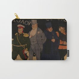 URSS - People against Soviet Union Carry-All Pouch