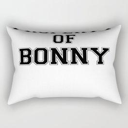 Property of BONNY Rectangular Pillow