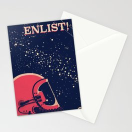 enlist! Stationery Cards