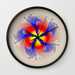 Abstract - Perfection 49 Wall Clock