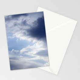 Sky and Clouds Stationery Cards