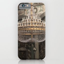 The Ballroom - Florence - Tuscany iPhone Case