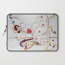 Mary Poppins Carousel Laptop Sleeve