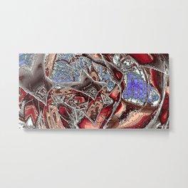 Spidergod Zen vol.01 36 Metal Print