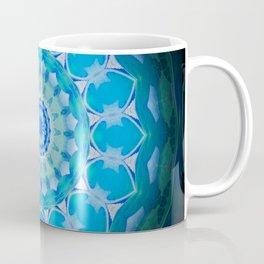 Sacred Window Boho Mandala Coffee Mug