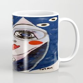 Lady of Dignity tetkaART Coffee Mug
