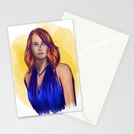 Mia - La La Land Stationery Cards