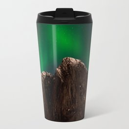 Northern Lights in Norway 04 Travel Mug