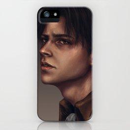 Levi Ackerman iPhone Case