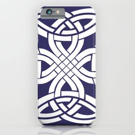 Celtic traditional art iPhone Case