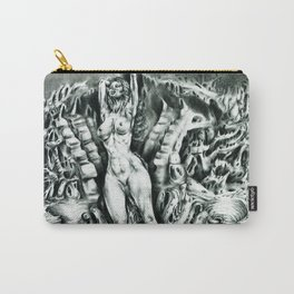 The Altar Of Evolution Carry-All Pouch