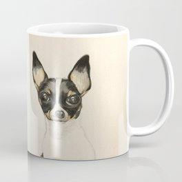 Chihuahua - the tiny dog Coffee Mug