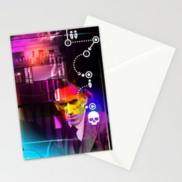 Original Gangster :: Vintage Mugshot Composition 01 Stationery Cards
