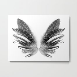 Butterflies in my Dreams Metal Print