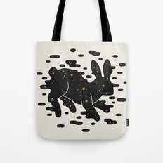 Lepus Consetellation Tote Bag