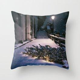 Chrismas Tree Throw Pillow